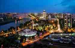 Al-Kharṭūm [Khartoum]