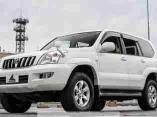 Toyota Land Cruiser Prado 2006 inauzwa Bujumbura